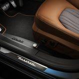 Maserati Ghibli Ermenegildo Zegna concept - Detalle puertas