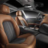 Maserati Ghibli Ermenegildo Zegna concept - Banquetas delanteras