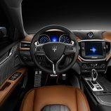 Maserati Ghibli Ermenegildo Zegna concept - salpicadero