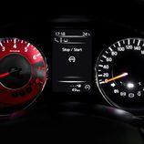 Nissan Pulsar NISMO Concept - Cuadro de instrumentos