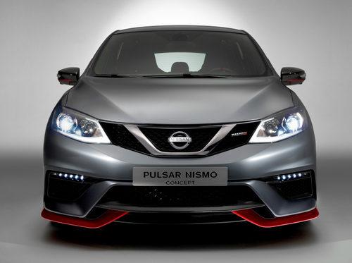 Nissan Pulsar NISMO Concept - Descúbrelo