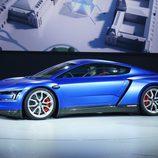 Volkswagen XL Sport - de perfil