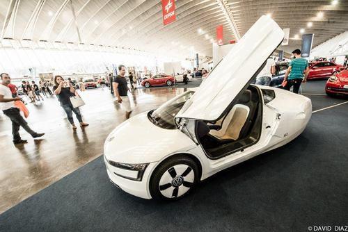 Boulevard Motor 2014 - Volkswagen XL-1