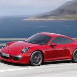 Porsche 911 Carrera GTS - carretera coupé