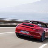 Porsche 911 Carrera GTS - cabrio