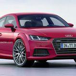 Audi TT Sportback Render