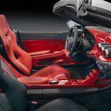 Ferrari F60 america - interior