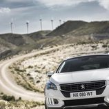Peugeot 508 RXH - frontal