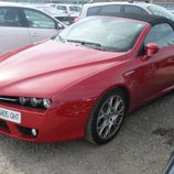 Alfa Romeo Spider actual