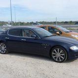Maserati Quattroporte - delantera