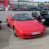 Lotus Elan red