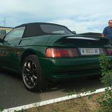 Lotus Elan green