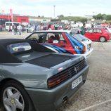 Ferrari 348 Spider - zona Lancia