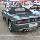 Ferrari 348 Spider - trasera