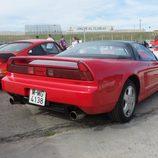 Acura NSX - alerón