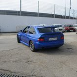 Ford Escort Cosworth azul