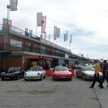 Alineación Porsche