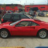 Ferrari 308 GTBi - perfil