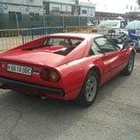 Ferrari 308 GTBi - tres cuartos trasero