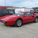Ferrari 308 GTBi - tres cuartos delantero