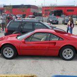 Ferrari 308 GTBi - lateral