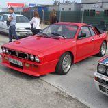 Lancia Montecarlo delantera