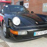 Primer plano Porsche 964
