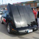 Corvette C4 - capó abierto