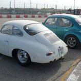 Porsche 358 y Escarabajo