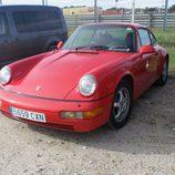 Pporsche 964 rojo
