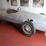 Rareza del museo del RACE