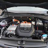 Volkswagen e-Golf - Detalle motor eléctrico