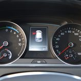 Volkswagen e-Golf - Cuadro de instrumentos