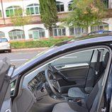 Volkswagen e-Golf - Acceso interior