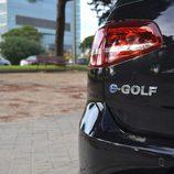 Volkswagen e-Golf - Anagrama trasero