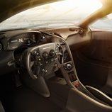 McLaren F1 GTR - cockpit