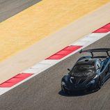 McLaren P1 GTR - circuito