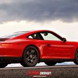 Porche 911 Carrera base by X-Tomi