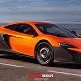 McLaren 650S base by X-Tomi