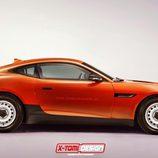 Jaguar F-Type base by X-Tomi