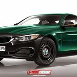 BMW Serie 4 base by X-Tomi
