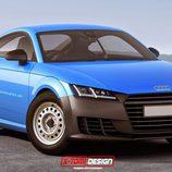Audi TT mk III base by X-Tomi