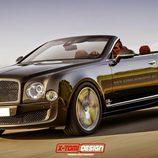 Bentley Mulsanne Speed convertible