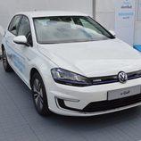 Volkswagen e-Golf - 3/4 Frontal
