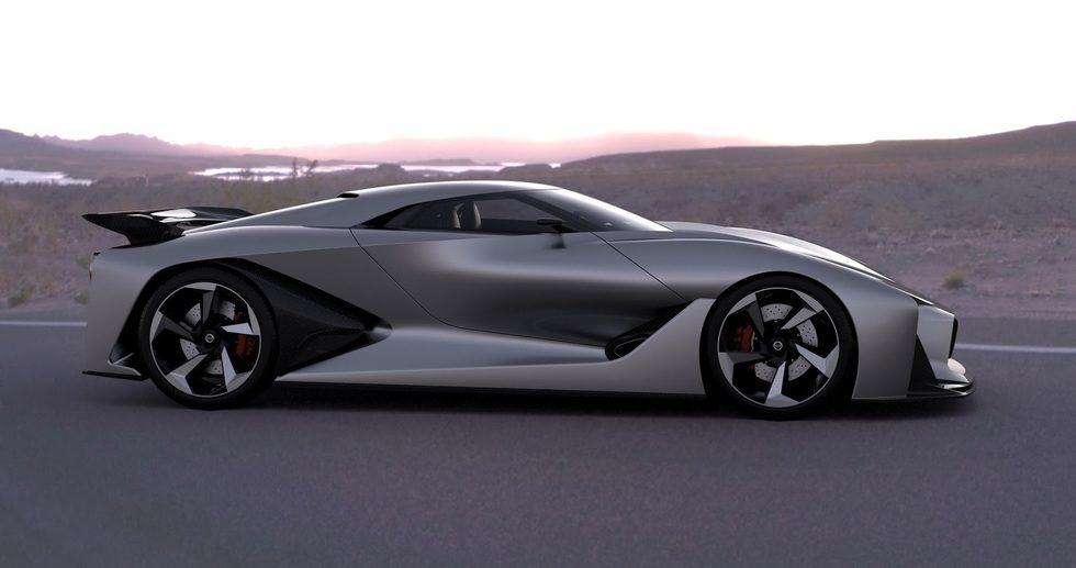Nissan Vision 2020 - concept