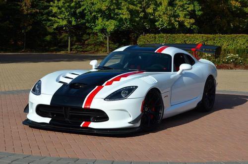 Dodge Viper ACR concept - SEMA 2014