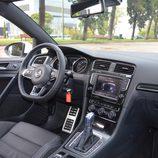 Volkswagen Golf GTE - Interior al detalle