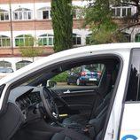 Volkswagen Golf GTE - Acceso interior