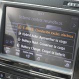 Volkswagen Golf GTE - Modos de conducción