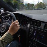 Volkswagen Golf GTE - En marcha